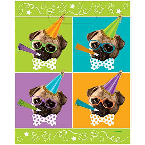 Pug Puppy Birthday Goodie Bags product image