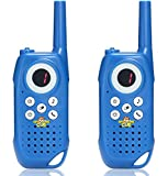 Toys : Adventure Cub Walkie Talkies for Kids - FRS two-way radio set with flashlight and 2 mile range for children and teens, girls and boys - Great fun for indoor and outdoor exploring