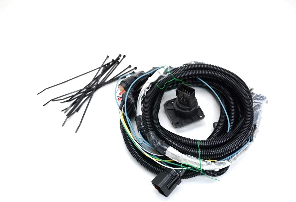 [DIAGRAM_09CH]  Amazon.com: 2007-2010 JEEP COMMANDER TRAILER TOW WIRING HARNESS OE:  Automotive | 2007 Jeep Commander Hitch And Wiring Harness |  | Amazon.com