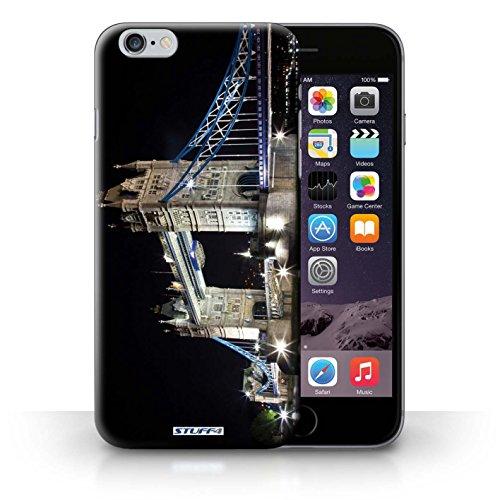 iCHOOSE Print Motif Coque de protection Case / Plastique manchon de telephone Coque pour iPhone 6+/Plus 5.5 / Collection Londres Angleterre / Tower Bridge