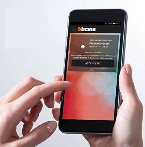 Puro g723sc Salvateur/® li/é r/éarmement automatique avec App pour Smartphone pour diff