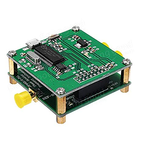 Generic Módulo de RF ADF4002 PLL VCO 400MHZ Sintetizador de frecuencia de detector de fase con placa de control ADI: Amazon.es: Bricolaje y herramientas