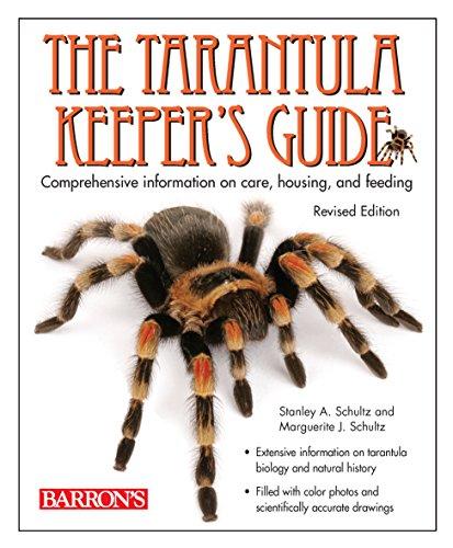 Tarantula Keeper's Guide, 2nd ed.