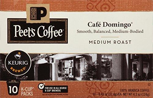 Peets Coffee Domingo Medium Roast