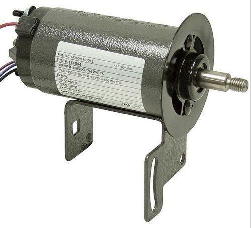 (Icon Health & Fitness, Inc. 1.0 HP DC Drive Motor W/O Flywheel 189651 Works With Weslo Cadence 200s 391 C22 Treadmill)