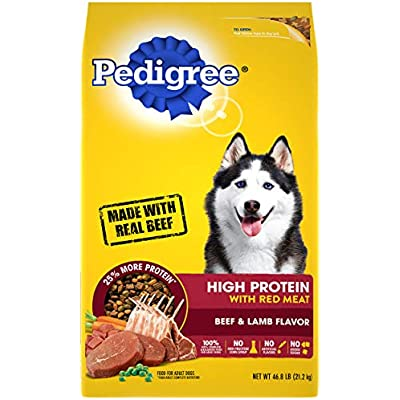 Pedigree High Protein Adult Dry Dog Food