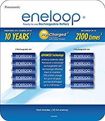 Image of the product Panasonic BK 3MCA10BCZ that is listed on the catalogue brand of eneloop.