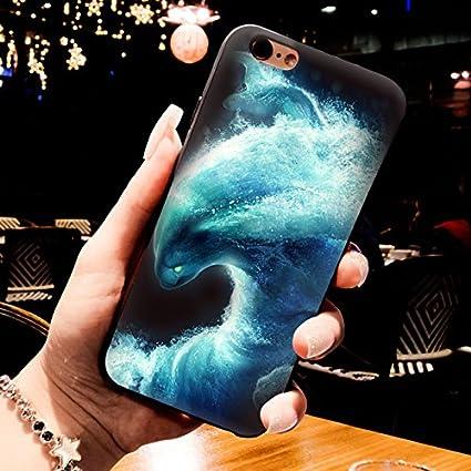 Black Blue D Dota  Morphling Iphone  Case Dota Heroes Print Iphone  Back Cover