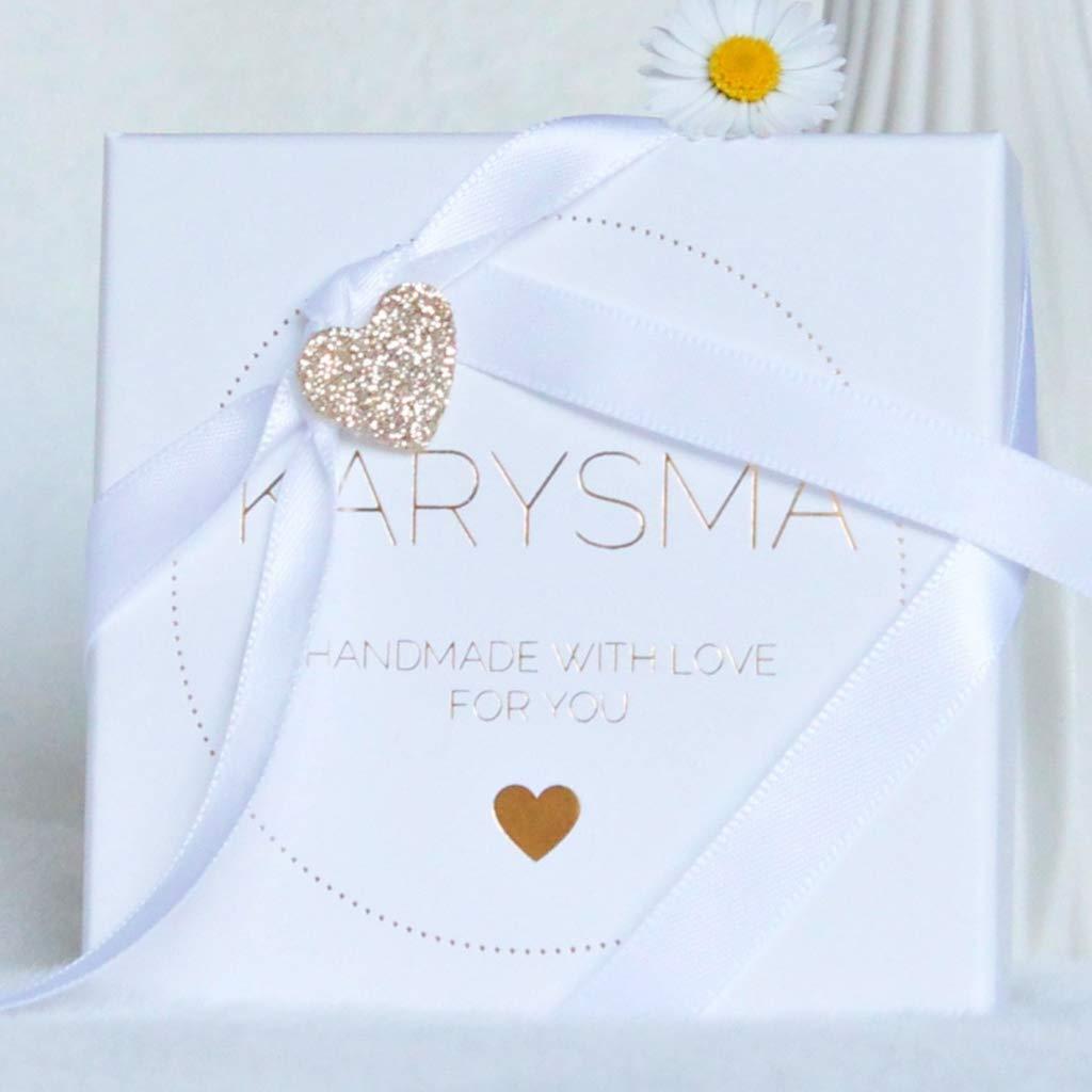 Charm Anh/änger Lebensblume Blume des Lebens f/ür Armband oder Kette gl/änzend Sterling Silber 925 und vergoldet