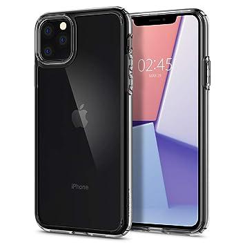 iPhone 11 Pro ケース ウルトラ・ハイブリッド 077CS27233 (クリスタル ・クリア)