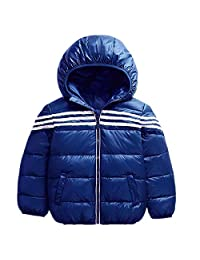 nice life Children's Winter Jacket Hooded Waterproof Down Jacket