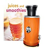 Novis Vita Juicer Orange 4-in-1 Multi-Function Electric Juicer with Bonus Tuttle Juices and Smoothies Cookbook