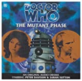 Audio CD The Mutant Phase (Doctor Who) Book