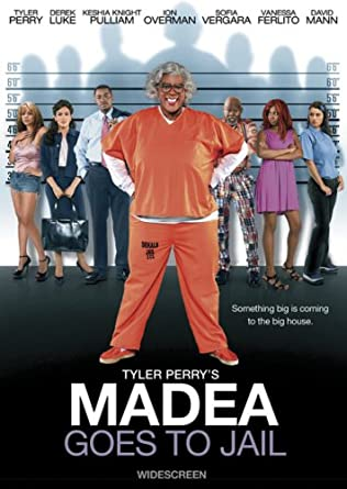 Dd from madea goes to jail