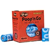 GoGo Pet Products Poop 'n Go Waste Bags - Best Reviews Guide