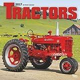 """2017 Tractors Wall Calendar 12"""" x 12"""""""