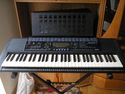 amazon com yamaha psr 320 61 key midi keyboard musical instruments rh amazon com Yamaha PSR 530 Yamaha PSR 330