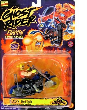 Ghost Rider's Ghost Fire Cycle]()
