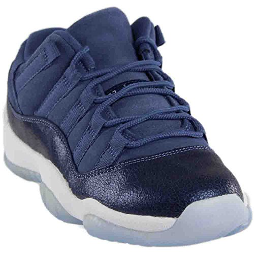Jordan Kid's Air 11 Retro Low GG, BLUE MOON/POLARIZED BLUE, Youth Size 4.5 by Jordan