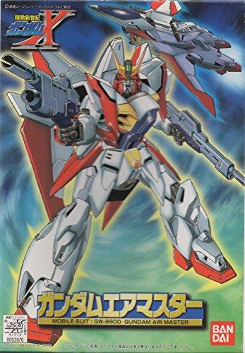 Gundam X: 02 Gundam Air Master 1/144 Scale Model Kit