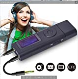DigitNow! Music Dizitizer-Record Analog to Digital into USB Driver Or SD card, and playback,Portable USB Digital Audio Grabber & MP3 Player with U Disk Multifunctional 3 in 1 Recorder