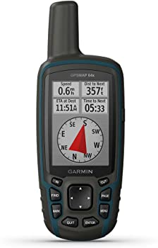 Garmin GPSMAP 64x