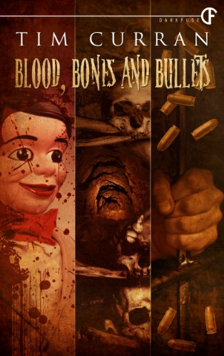 book cover of Blood, Bones and Bullets