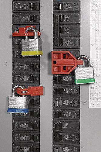 Brady LK112E Prinzing maintenance Lockout Kit (1 Kit) by Brady (Image #3)