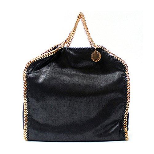 [Stella McCartney] Falabella Chain Handheld Bag (2 colors) (Gold)