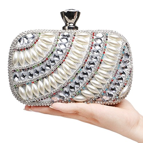 bag Color Banquet Exquisite Europe Dinner evening Ladies United Silver Bag States Nightclub Fly Blue Luxury Handbags Fashion Bag Hand And The Luxury Diamond Evening O1qwxRPw