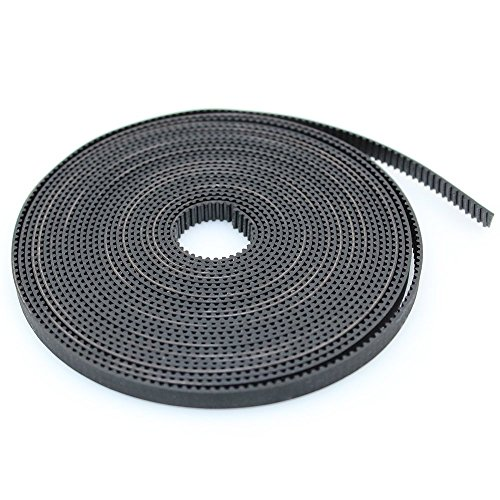 A604 Tool (ARQQ 10 Meters GT2-6mm Rubber Timing Belt Open Loop Belt for 3D Printer)