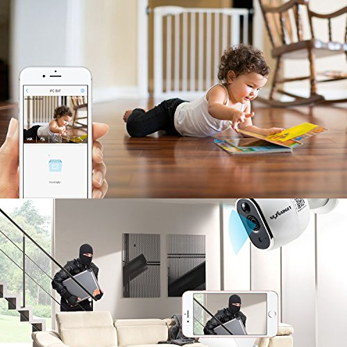 Nexgadget 720p Hd Security Wireless Surveillance Magnetic