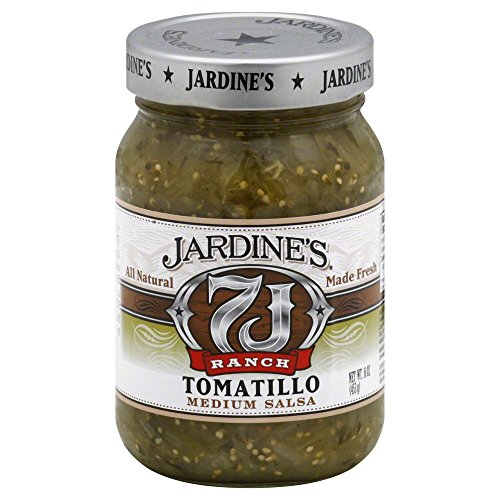 D.L. Jardine's Tomatillo Salsa Medium 16.0 OZ (Pack of 3)