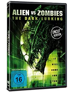Alien vs Zombies - The Dark Lurking (Uncut, Steelbook) [Alemania] [DVD]