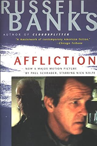 book cover of Affliction