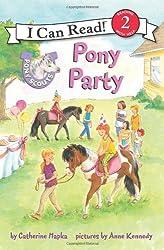 Pony Scouts: Pony Party