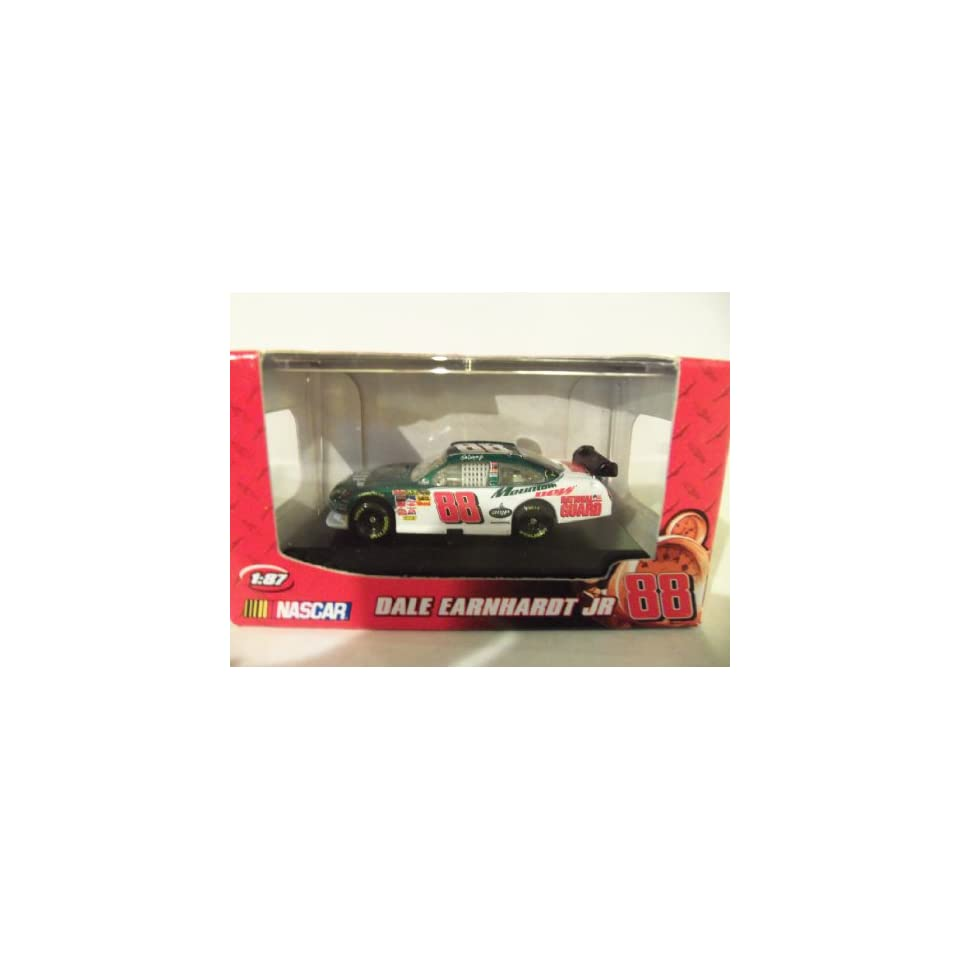 Winners Circle Dale Earnhardt Jr NASCAR #88 187 Scale Diecast   Amp Energy