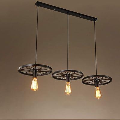 Lampe Restaurant Light Bar Lustre Ccyyjj Industrial Fer 8nNwOv0m