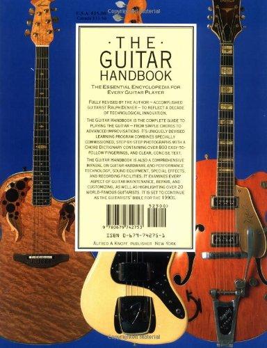The Guitar Handbook: Amazon.es: Denyer, Ralph: Libros en idiomas ...