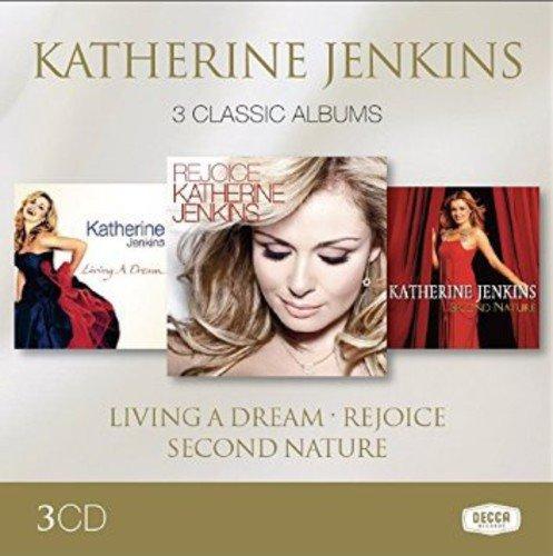 Price comparison product image Katherine Jenkins: 3 Classic Albums