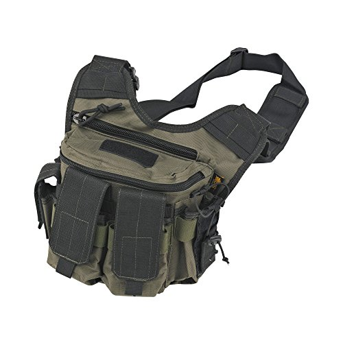 US PeaceKeeper Rapid Deployment Pack, Olive Drab - Woodbury Is Where Outlet