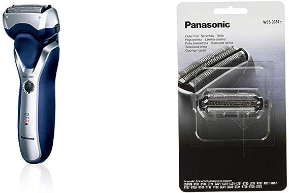 Panasonic ES-RT37-S503 - Afeitadora Eléctrica para Hombre WET&DRY ...