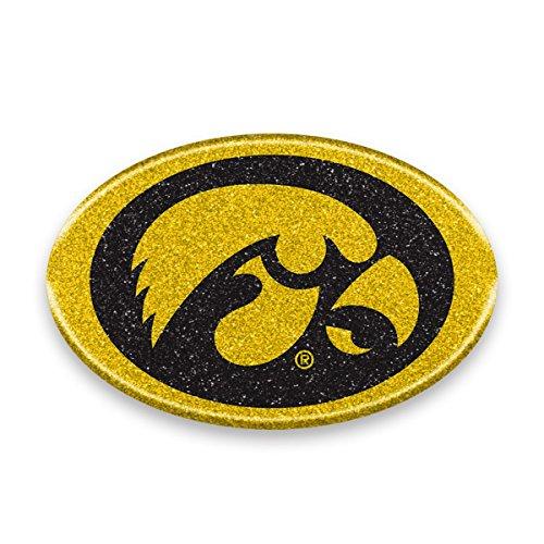 NCAA Iowa Hawkeyes Color Bling Emblem