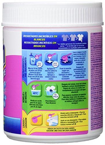 Vanish Quitamanchas Polvo Oxi Action Crystal White - 1 kg
