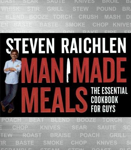 man made meals by steven raichlen - 3