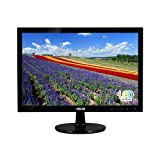 ASUS VS197D-P 18.5' WXGA 1366x768 VGA Back-lit LED Monitor