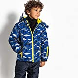 La Redoute Collections Big Boys Ski Suit, 3-12 Years Blue Size 3 Years