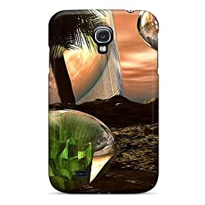 Galaxy S4 PAV481FoeM 3d Nature Tpu Silicone Gel Case Cover. Fits Galaxy S4