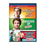 The 40-Year-Old Virgin / Knocked Up / Forgetting Sarah Marshall