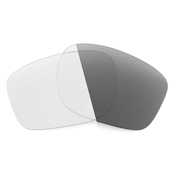 a5afdd2dbba Revant Replacement Lenses for Oakley Sliver F Elite Adapt Grey  Photochromic  Amazon.co.uk  Clothing